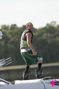 Shaun Murray Pro Wakeboarder