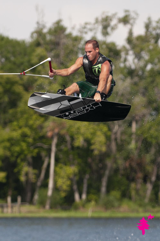 Shaun Murray Wakeboarding